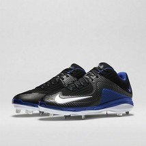 Nike 684685-041 Air MVP Pro Metal 2 Baseball Cleats Mens Size 13 - $35.63