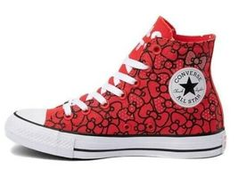 Converse X by Hello Kitty Limited Edition Sneakers Unisex Shoes Men's Women's image 9