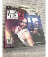 PlayStation 3  Kane & Lynch 2 Dog Days Video Game  - w/Case and Booklet - $9.68