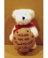 "Boyds Bears ""Cookie B. Bear"" #02005-08CR- 5"" Bear- BBC FoB Exclusive- Ne... - $39.99"