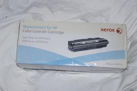 6R01290 Genuine Xerox HP Q2671A Cyan Toner Cartridge NEW - $79.00
