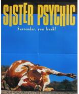 SISTER PSYCHIC, SURRENDER YOU FREAK (S2) - $8.58