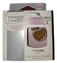 Yankee Candle Car Charm - Golden Apple - $10.00