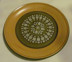 Premiere Gano Salad Collectible Plate Dura Stone, Made In Japan - $9.99