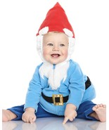 NEW NWT Carters Gnome Halloween Costume Boy or Girl 12 or 18 Months - $22.99