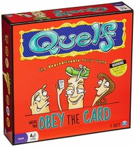 """Quelf Board Game """"The Unpredictable Party Game"""" Age 12+ Board Game Adult... - $25.83"""