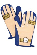Celebrate Shop 2 Pc. Grill Master Oven Mitt Set - $12.86