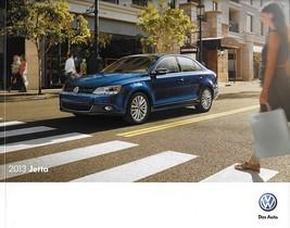 2013 Volkswagen JETTA brochure catalog US 13 VW SE SEL TDI GLI Autobahn - $9.00