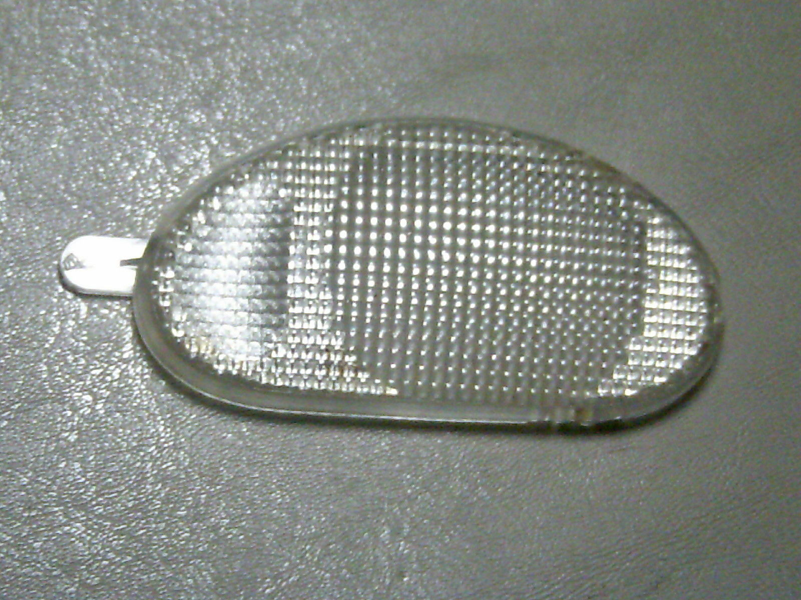Primary image for 99 1999 Dodge Caravan Overhead Console Housing Light Lens / Next To Step Button