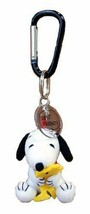 Peanuts carabiner mascot Snoopy & Woodstock stuffed toy - $20.82