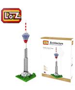 1 box LOZ Kuala Lumpur Tower Building Blocks - $23.95