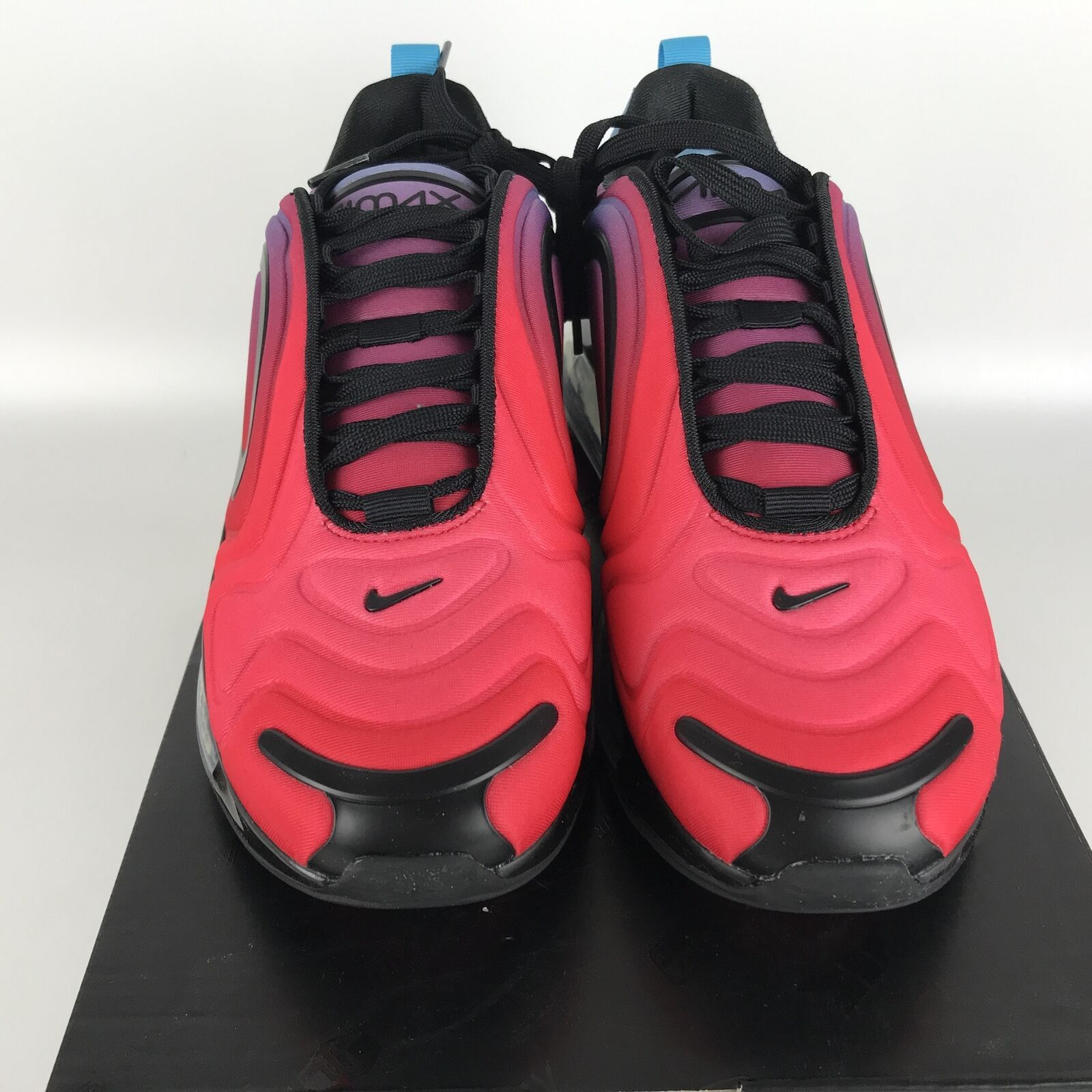 Nike Air Max 720 Running Shoes 8 Gradient Red/Blue CJ0766 600 image 3