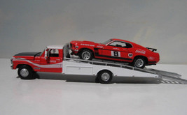 ~ ACME GMP 1969 Ford Boss Mustang Trans Am  w/ 350 Ramp Truck Moffat  1:... - $19.75