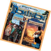 Dominion Cornucopia and Guilds Card Game - $37.97