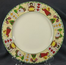 Mikasa Optima ANGELICA 4007 Dinner Plate (M2) Fine China Christmas Angels - $15.97