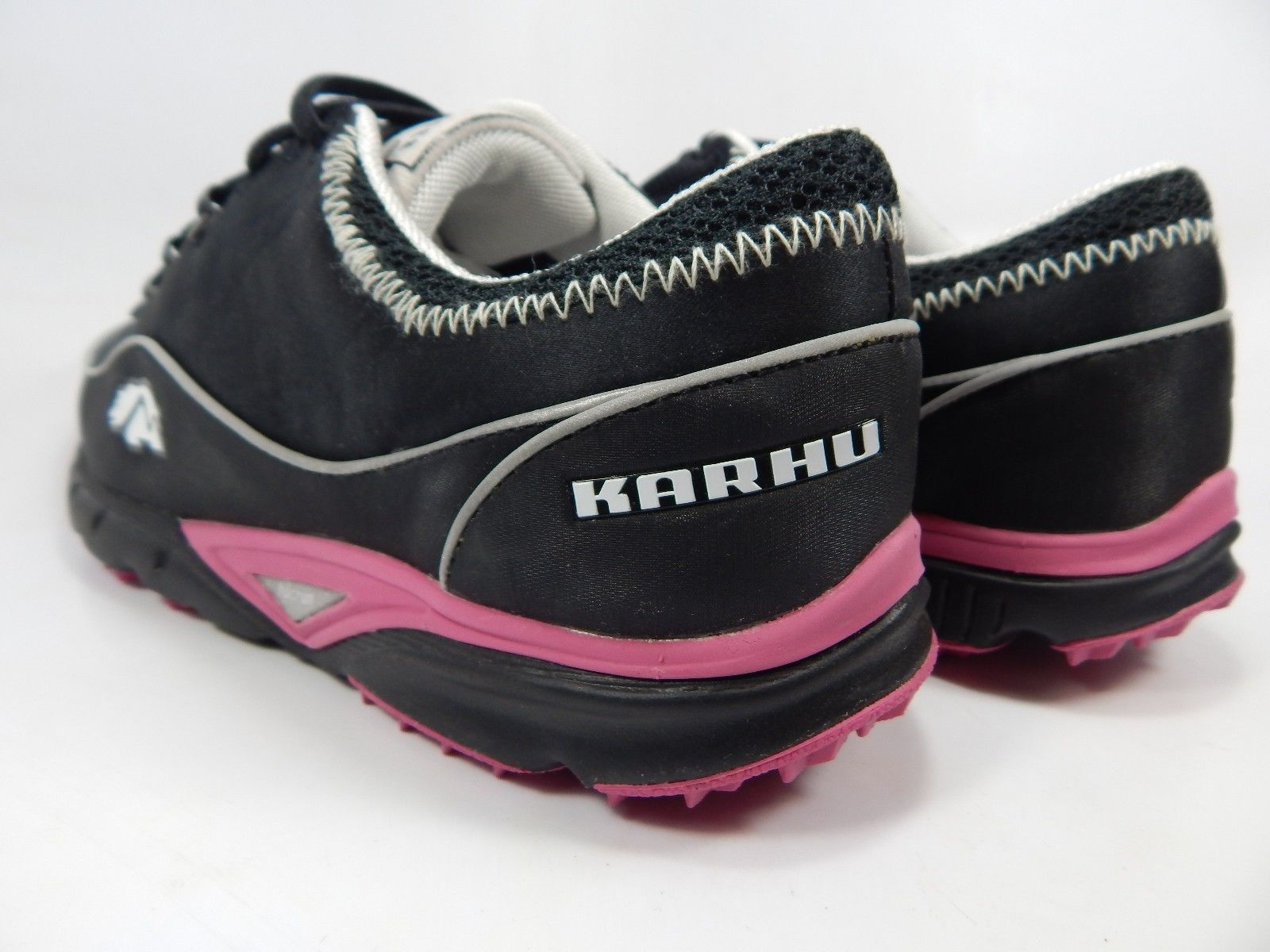 Karhu Flow Trail WP Fulcrum Women's Running Shoes Size US 7 M (B) EU 38 Black