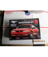 AMT 1997 Ford Mustang GT 1/25 scale - $24.99