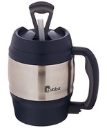bubba 52 oz mug classic black with gray bubba big straw - $24.27
