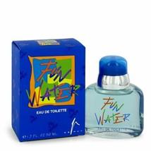 Fun Water By De Ruy Perfumes Eau De Toilette (unisex) 1.7 Oz For Women - $22.59