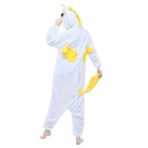 Adults' Kigurumi Pajamas Unicorn Polar Fleece Yellow Cosplay Animal Slee... - $3.99+