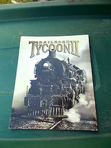 ~~ Railroad Tycoon II Chart/Guide ~~ Buildings,... - $2.00