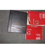 2003 Ford Mustang Gt Cobra Mach Service Shop Repair Manual Set DEALERSHI... - $277.15