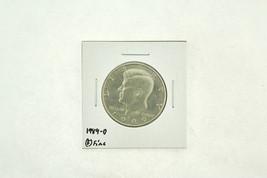 1989-D Kennedy Half Dollar (F) Fine N2-3824-6 - $4.99