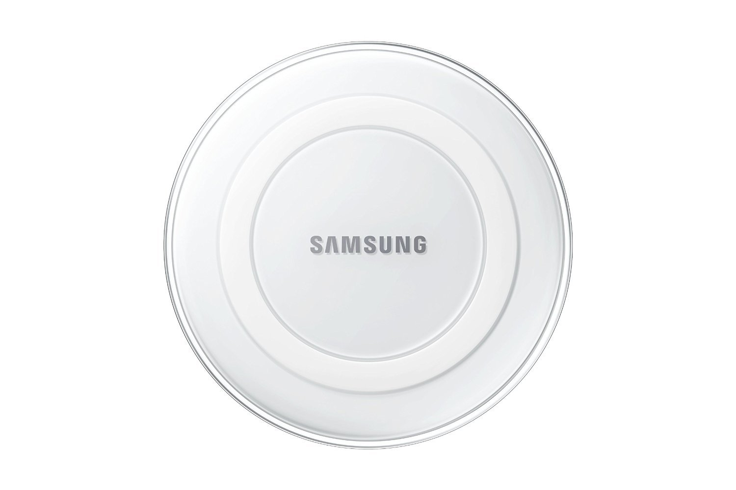 Samsung Wireless Charging Pad w/ 2A Wall Charger Retail Packaging - Black  image 2