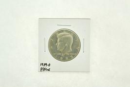 1989-D Kennedy Half Dollar (F) Fine N2-3824-8 - $4.99