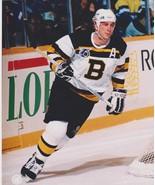 Cam Neely 75  Boston Bruins Vintage 8X10 Color Hockey Memorabilia Photo - $4.99