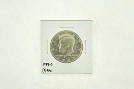 1989-D Kennedy Half Dollar (F) Fine N2-3824-9 - $4.99
