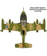 1/144 scale Resin Model Kit Cessna A-37 Dragonfly USAF - $12.00