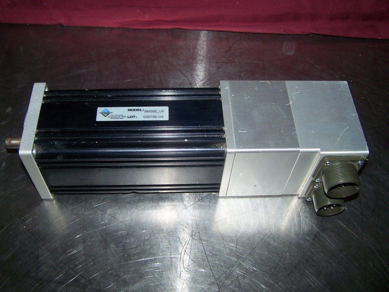AEROTECH BM500-UF Brushless SERVO Motors BM500-MS-E1000H