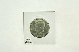 1990-D Kennedy Half Dollar (F) Fine N2-3833-4 - $4.99