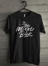 To the moon & back - Custom Men's T-Shirt (1290) - $19.13+