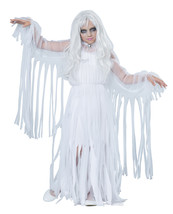 California Costumes Ghostly Girl Kids Costume Halloween Costume  00489 - $27.00