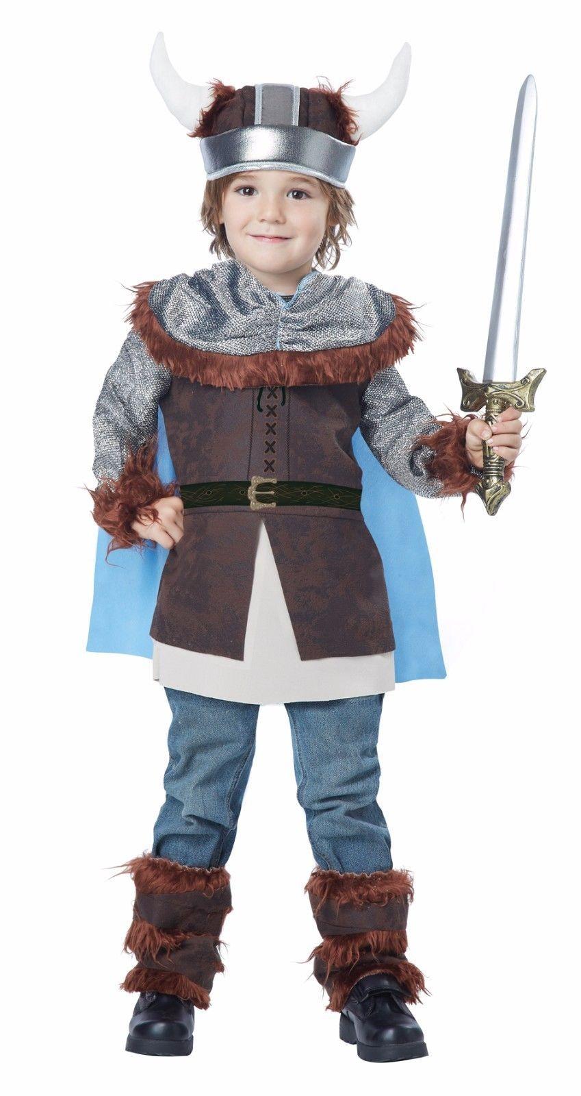 Как сделать костюм викинга своими руками