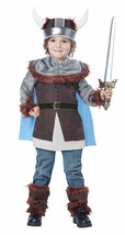California Costumes Valiant Viking Toddler Boy Halloween Costume 00170 - $27.00