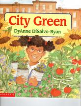 City Green By DyAnne DiSalvo-Ryan - $4.95