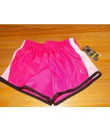 Girl's Size XS 4-5 X Small Danskin Now Pink Athletic Running Shorts New NWT - $12.00