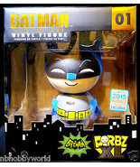 Funko DORBZ XL BATMAN Classic TV Series 2015 Summer Convention SDCC Excl... - £21.34 GBP
