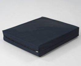 """Gel Seat cushion - Navy color 16"""" x 18"""" x 2"""", this chair cushion has a g... - $54.00"""