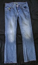 SOUTHPOLE  low rise flare Stretch Jeans Size 7 - $4.99