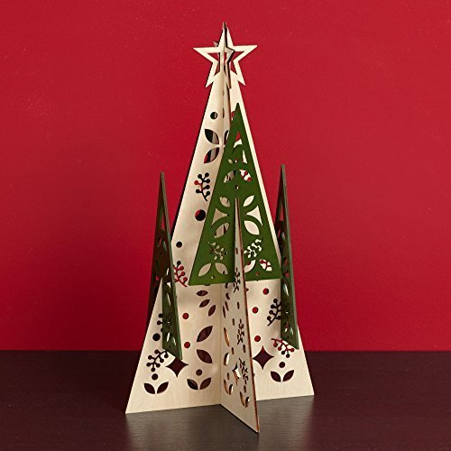 Enesco Flourish Multi-Slotted Tree Centerpiece, 15.25-Inch [Misc.]