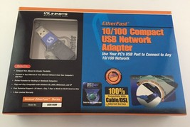 LINKSYS USB100 Adapter Etherfast Connect To Any 10/100 Network New & Sea... - $21.99