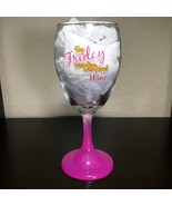 CRISTAR Happy Hour, More Awesome, Friday, 99 Problems 10 oz Wine Glass 4... - $40.59