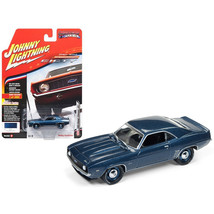 1969 Chevrolet Camaro ZL1 Dusk Blue Poly 50th Anniversary Limited Editio... - $19.46
