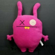 "Ugly Dolls Ugly Charlie Hot Pink Pretty Ugly Plush Stuffed Animal 15"" On... - $19.79"