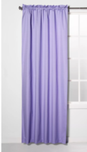 """Eclipse Braxton Lilac Purple Thermaback Blackout Window Panel 42""""x63"""" - $7.91"""