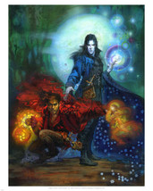 amazing male psi psy vampire Increased luck, and ability  gain money  IMMORTAL  - $48.21